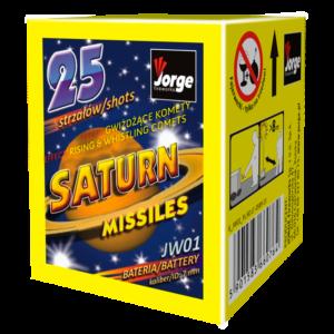 JW01 - SATURN MISSILES