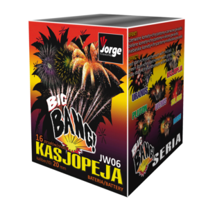 JW06 - KASJOPEJA - BIG BANG SERIE